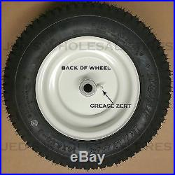 16x6.50-8 16/6.50-8 Riding Lawn Mower Garden Tractor Tire Rim Wheel Assembly P26