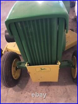 1963 John Deere 110 Lawn Mower