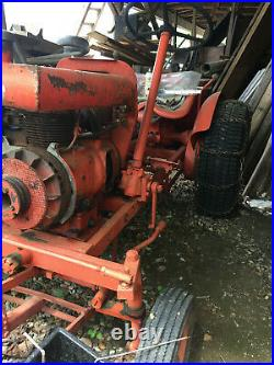 1965 ECONOMY rare (early Jim Dandy Power King) Tractor