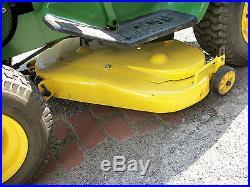 1971 John Deere 110 lawn and Garden Tractor