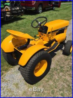 1971 John Deere 112 Garden Tractor