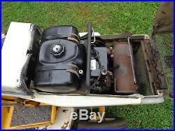 1977 International Harvester Cub Cadet 1250 Hydrostatic Mower, Works As It Should