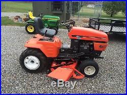 1980 Ariens GT17 Garden Tractor