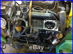 1989 John Deere 332 yanmar diesel
