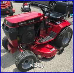 1999 Toro Wheel Horse 314-8 Classic Garden Tractor 158 hrs withmanuals/invoice