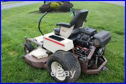 2000 Grasshopper 225 61 DECK 25 HP ZERO TURN RIDING MOWER Used