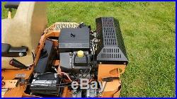 2001 Scag Turf Tiger 61 Commercial Zero Turn Lawn Mower Rider 23hp Kohler Engine