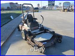 2004 Grasshopper 725G2 61 Power Fold Deck 3-cylinder Kubota Gas Free Shipping