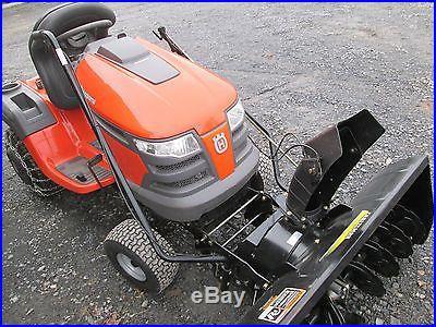 2005 Husqvarna YTH2448T engine snowblower, mower HST