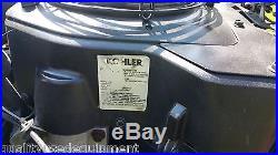 2007 Exmark 60 Turf Tracer Gasoline Commercial Zero Turn Hydro 20 HP Kohler 20HP