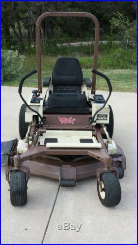 2011 Grasshopper 223 ZTR 52 zero turning commercial exc cond mower $3500