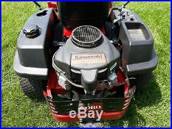 2011 Toro Timecutter SS5000 50 zeroturn used lawn mower deck