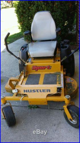 2012 Hustler 42 Sport-zero turn mower