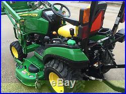 2013 John Deere 1025 R Diesel 4x4