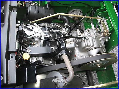 2013 John Deere Gator TS 4x2, Gas, ONLY 144 hrs. VERY NICE