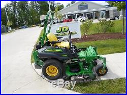 2014 John Deere Z930m Zero Turn 60 Mod Mower Deck # 137078
