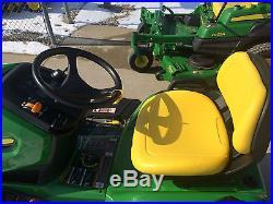 2015 John Deere X530 Lawn & Garden Tractor 54 deck # 127821