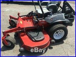 2016 72 exmark X-series zero turn rider LZX980EKC726TO 38hp lawn mower