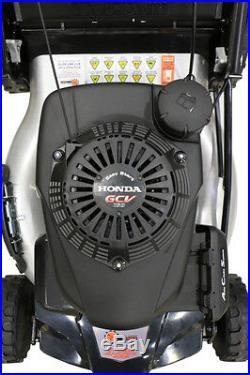 21 Self-Propelled Lawn Mower Honda GVC160 Engine Dirty Hand Tools