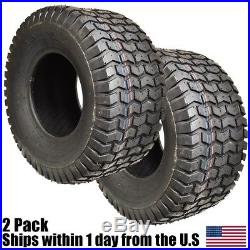 2PK 23x9.50-12 23x9.50x12 23x9.5-12 Turf Tire John Deere Kubota Toro Cub Cadet