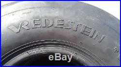 2 18X8.50-8 210/60-8 4-Ply 5-Rib Deep Vredestein V61 Hay Tedder Mower Tractor
