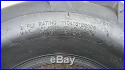 2 18x9.50-8 2P Tires 4 Hole Wheels MOUNTED ASSEMBLIES 0 offset FieldMaster
