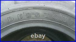 2 23X8.50-12 Deestone D405 6P Super Lug Tires AG DS5241 23x8.5-12