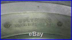 2 23X9.50-12 Deestone 4P Super Lug Tires FREE SHIPPING 23x9.5-12