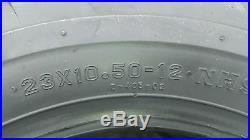 2 23X9.50-12 Deestone 6P Super Lug Tires AG DS5246 23x9.5-12