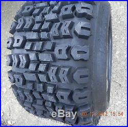 2 23x10.50-12 4 Ply Kenda K502 Terra Trac ATV Turf Mower Tires