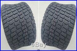 2 23x10.50-12 6 Ply Deestone D838 turf master Tire 23x10.5-12 HEAVY DUTY