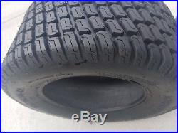 2 23x10.50-12 6 Ply HEAVY DUTY Deestone D838 turf master Mower Tire 23x10.5-12