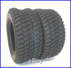 2 23x10.50-12 6 Ply HEAVY DUTY turf master Mower Tire 23x10.5-12 23 1050 12