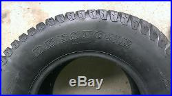 2 24x12.00-12 6 Ply Deestone D838 Turf Master style Lawn Mower Tires PAIR