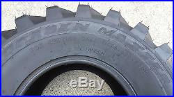 2 26x12.00-12 4P OTR Garden Master Tires Lug R-4 R4 PAIR Loader 26x12-12