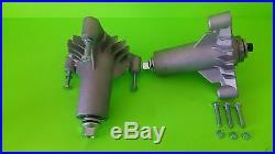 2 Blades & 2 Spindles Combo 42 Deck AYP Craftsman Husqvarna Mower 134149 130794