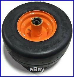 2 Caster Wheel For SOME Scag Mowers Solid Tire Assembly 13X6.5-6 483050 READ