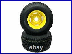 (2) Turf Wheel Assemblies fits John Deere 26x12.00-12 Replaces M121628