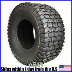 2pk 20X8.00-8 20X8-8 20X8X8 4PR Tire Heavy Duty for Riding Lawn Mower Turf Saver