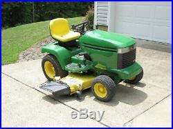 325 John Deere lawn tractor