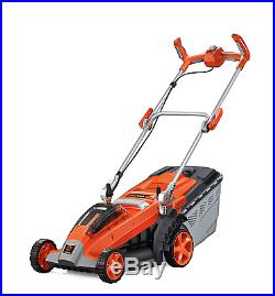 40 Volt Cordless Push Lawn Mower Kit RedBack