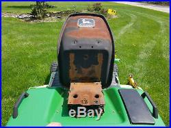 455 John Deere Diesel Garden Tractor AWS