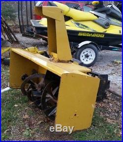 47 Snow Blower 420 430 John Deere Garden Tractor