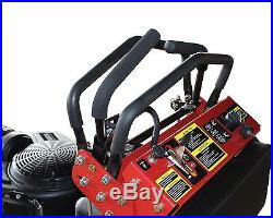 48 Bradley Commercial Stand-On Mower 25HP Briggs & Stratton