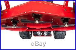 48 Bradley Stand-On Zero Turn Commercial Mower 18HP Kawasaki Engine