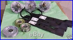 48 Full Deck Rebuild Kit John Deere GY20996 L120 L130 2002 2003 2004