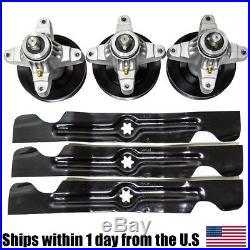 50 Deck Cub Cadet LT1050 LTX1050 LGT1050 LGTX1050 I1050 Spindle & Blade Kit