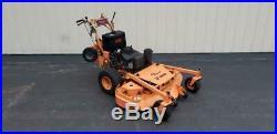 52 Scag Ultimate Hydro Commercial Zero Turn Walk Behind Lawn Mower Hydraulic
