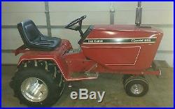582 IH Cub cadet stock 18hp Briggs Stock Motor pulling tractor