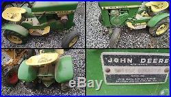 5 John Deere Lawn Mower Tractor 110 112 International IH Cub Cadet Riding Garden